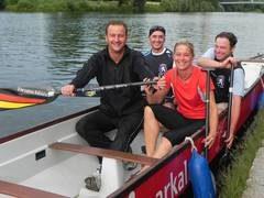 Einmal Gold, zweimal Silber und dreimal Bronze für Saarbrücker Drachenbootfahrer bei Weltmeisterschaft in Italien
