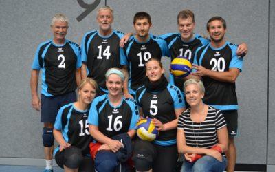 Mixed-Volleyballer zum 17.Mal Saarlandpokal-Sieger