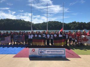 ICF Drachenboot WM 2018