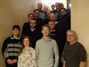 Neujahrsempfang beim französischen Partnerclub Val de Sarre