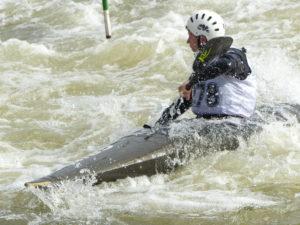 Offene Saarlandmeisterschaft 2019 im Kanu-Slalom
