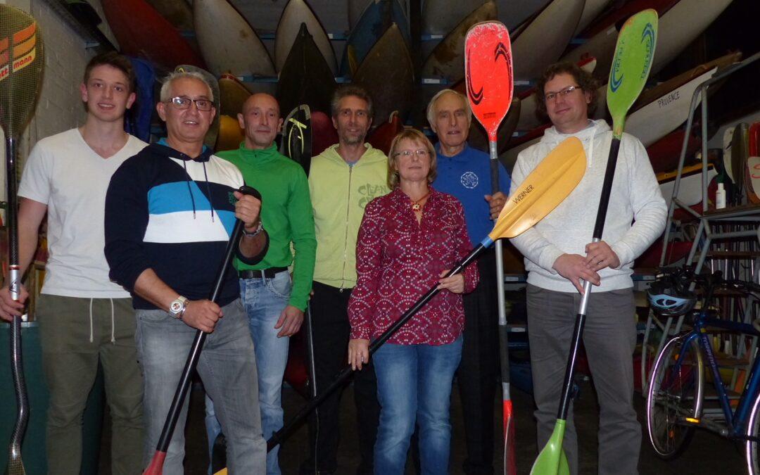 Saarbrücker Kanu-Club ehrte seine besten Sportler